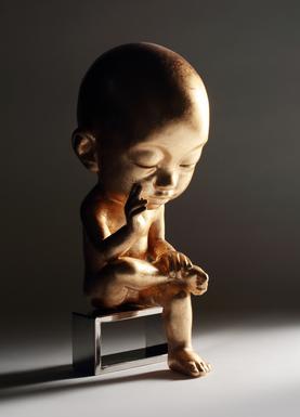 반가사유상 Bodhisattva in pensive position