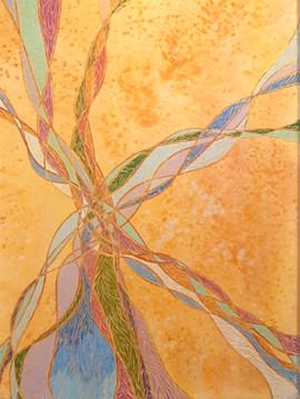 결 - 은유적 흐름 The grain - Metaphorical flow