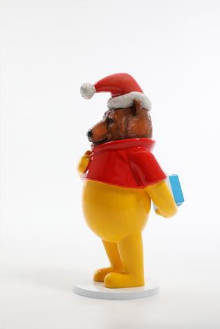 선물 곰 Present bear