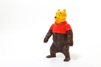 푸곰 Pooh bear