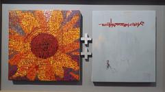 해바라기 & 도형, 자음 자음 2 Sunflower & figure, consonant consonant
