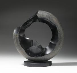 오석 Obsidian 30×30×12cm, 2020