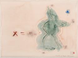흔적 - 마레의 토끼 Traces - Hans von Marées's young hare