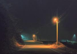 The night 밤의 집중