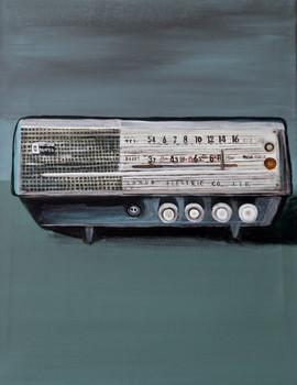 아버지의 라디오 Father's radio