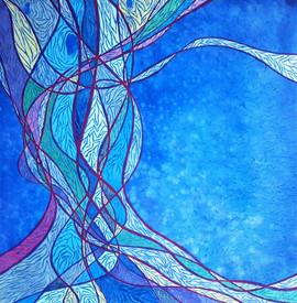 은유적 흐름 2 Metaphorical flow