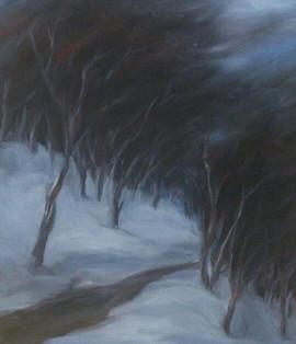 겨울길 Winter road