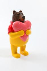 하트 곰 Heart bear