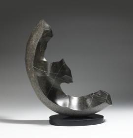 오석 Obsidian 28×33×13cm, 2020
