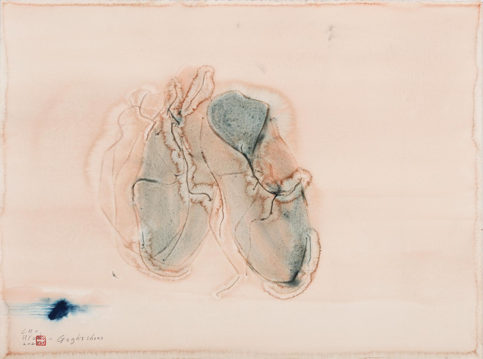 흔적-고흐의 신발 Traces-Van gogh's shoes