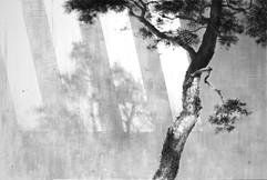 90.9×65.1cm, 2011 한지에 수묵 Muk on korean paper