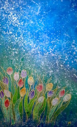 꽃말이 기억하는 밤 The night that flower language remember