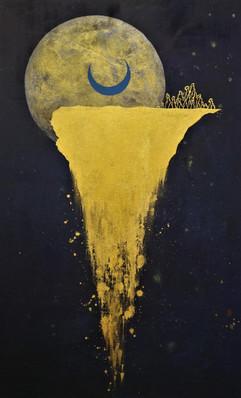 달의 폭포 Moon valley