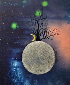 달의 휴식 Rest of moon