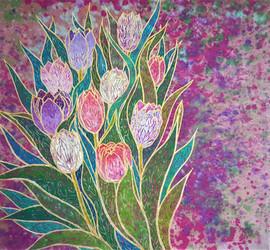 은유적 흐름-꽃말에 숨겨진 맘 Metaphorical flow-Hidden heart in the language of flowers