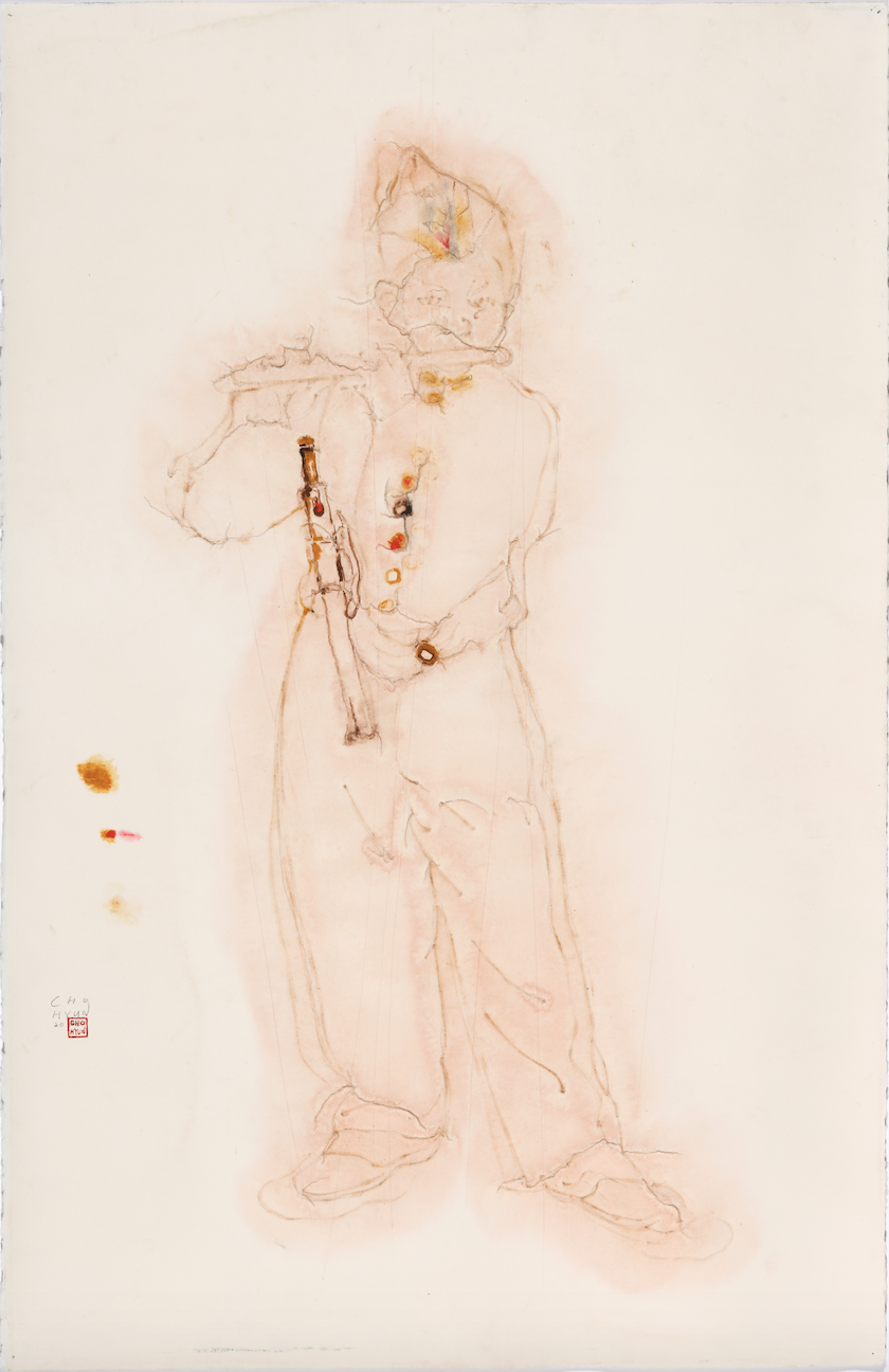 흔적 - 마네의 소년 Traces - Édouard Manet's boy
