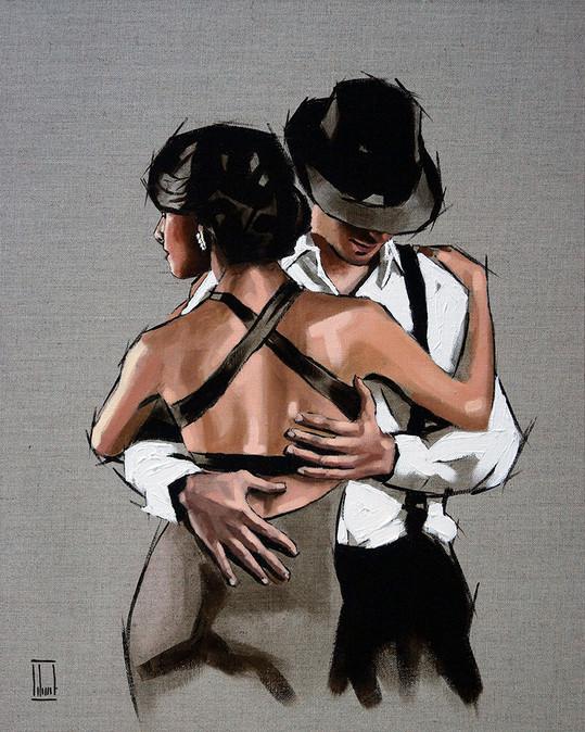 Midnight Dance Study