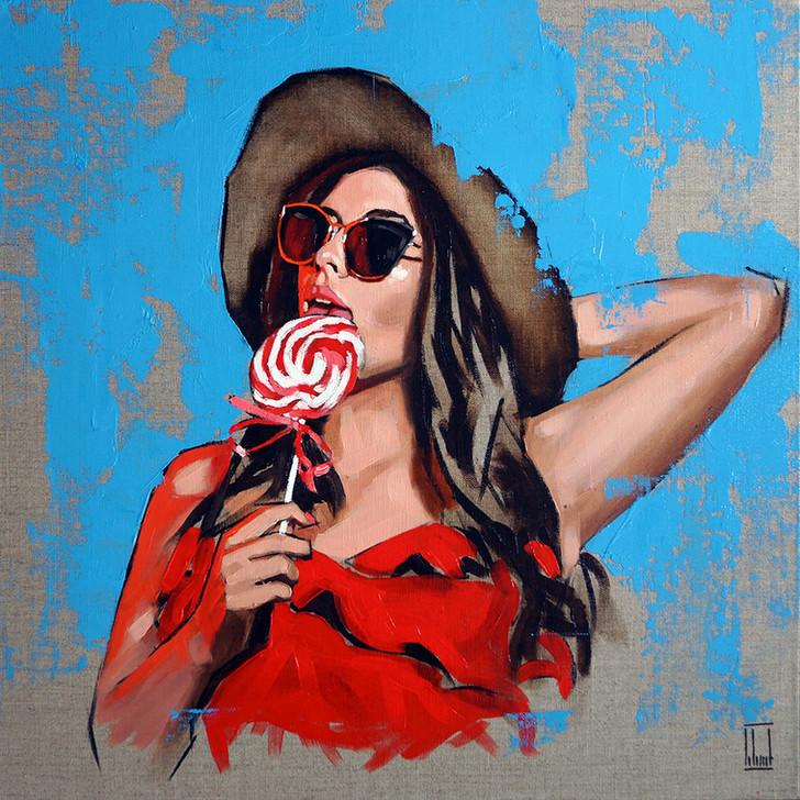Cherry Swirl