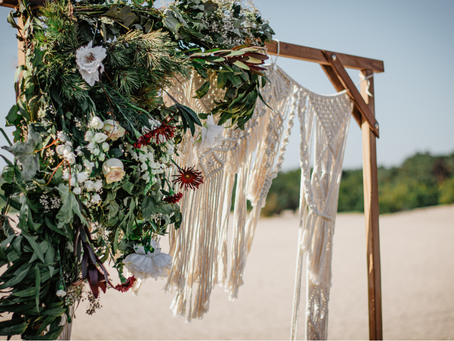 7 Ways to make your wedding more sustainable!