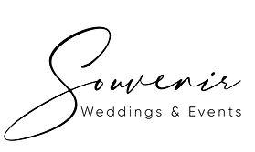 Logo Souvenir Weddings