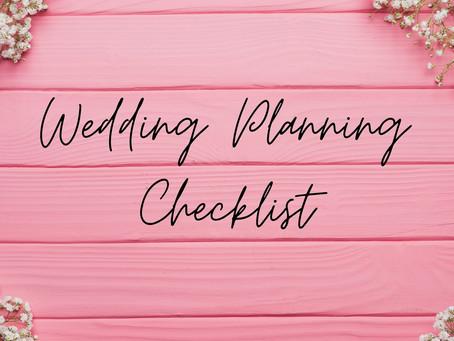 The ultimate Wedding Planning Checklist for international weddings