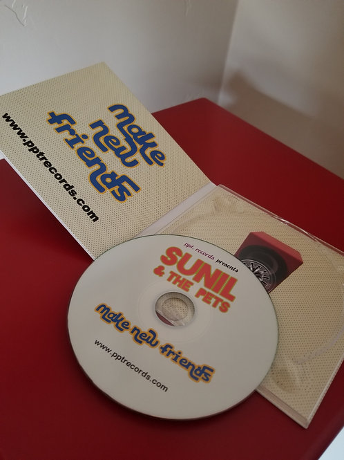 Make New Friends CD