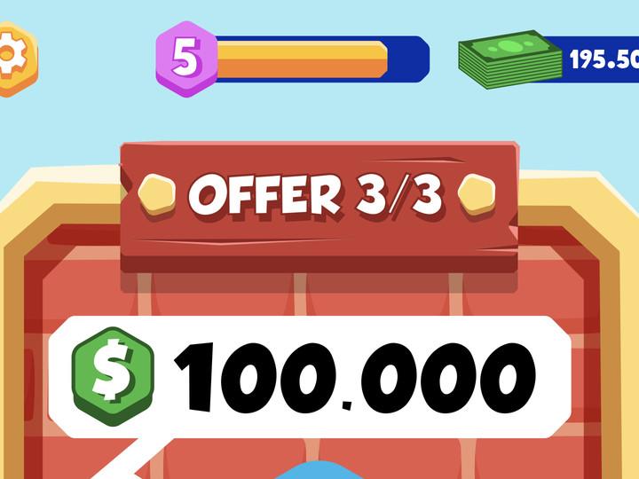 House Game UI Design