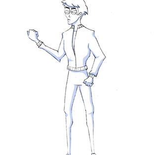 Young Man Sketch 2