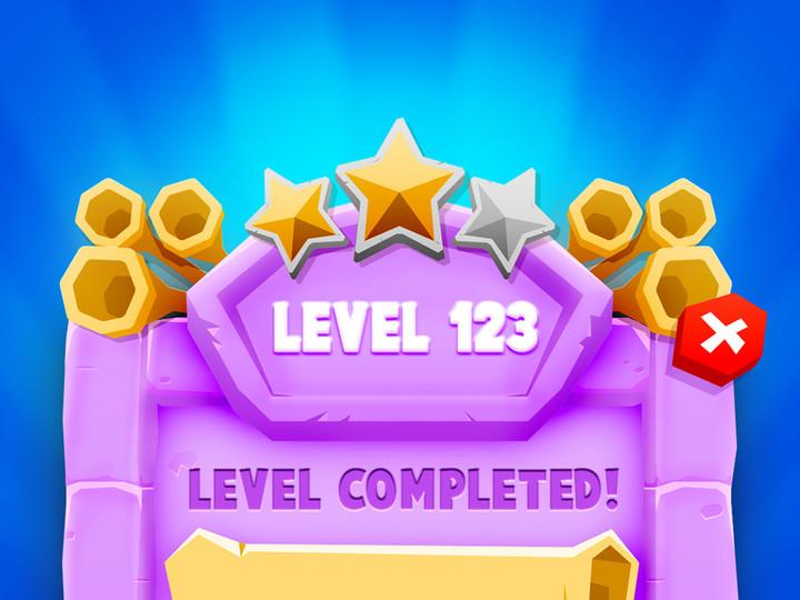 Kingdom Puzzle Game UI/UX Design