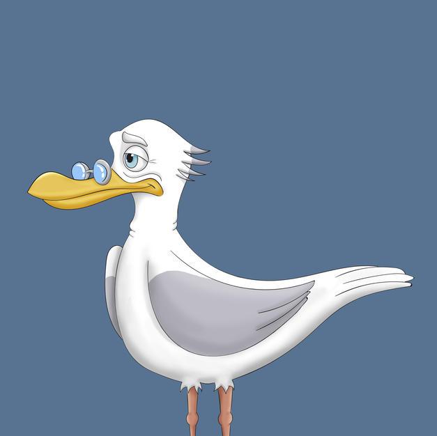Mazhar The Seagull