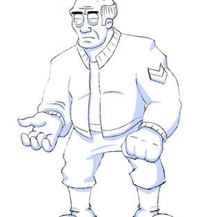Veteran Sketch