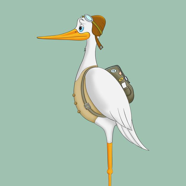 Vecihi The Stork