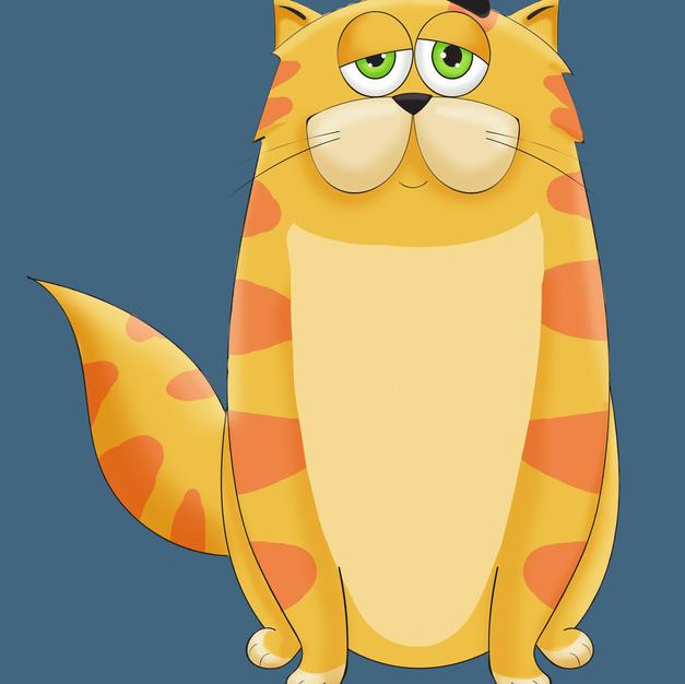 Sefa The Cat