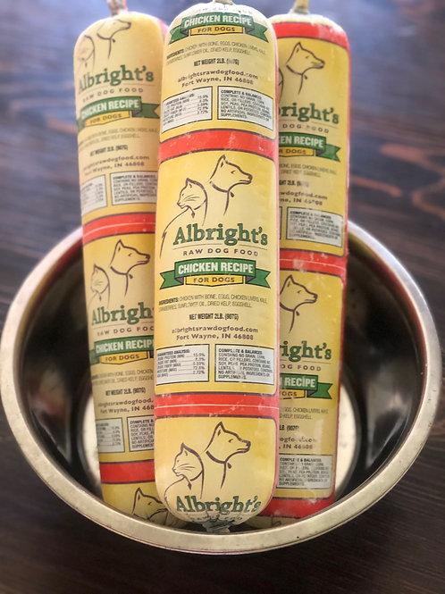 Albright's Chicken Recipe