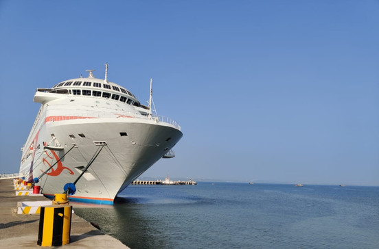 India's Luxury Cruise - Jalesh Cruises