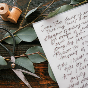 Seattle Wedding Vendor Q&A: Rachel Johnson Calligraphy Co.