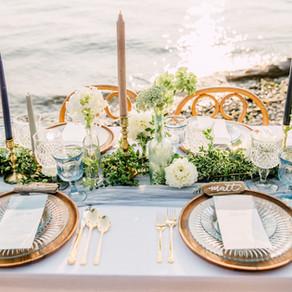 Crisp & Organic Coastal Dinner Party