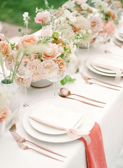 Lairmont Romantic Wedding Editorial - Fu