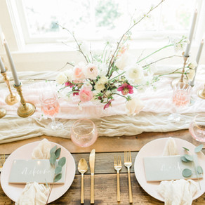 Soft & Dreamy Ballet Inspired Wedding