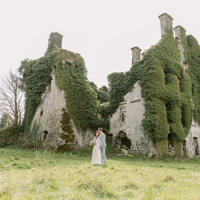 Menlo Castle, Ireland Intimate Elopement Inspiration
