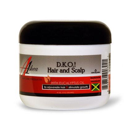 Ashea D.K.O.! Hair & Scalp 4 oz.