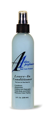 Ashea Leave-In Conditioner (BLUE) 8 oz.