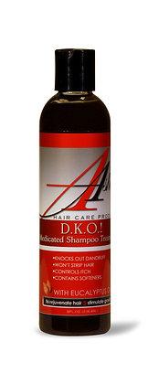 Ashea D.K.O.! Medicated  Shampoo 8 oz.