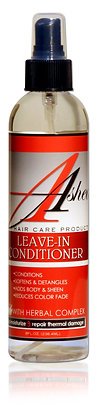 Ashea Leave-In Conditioner (CLEAR) 8 oz.