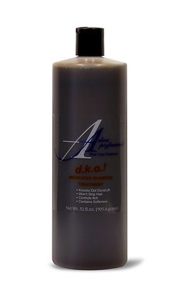 Ashea D.K.O.! Medicated Shampoo 32 oz.