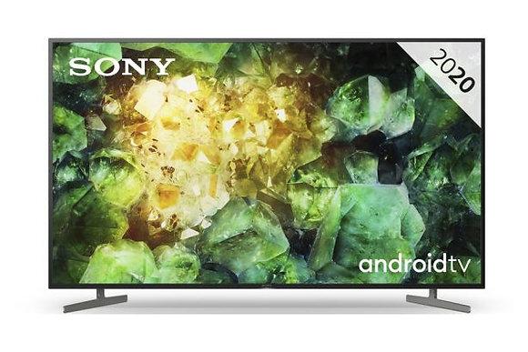 Sony LED KD43XH8196.