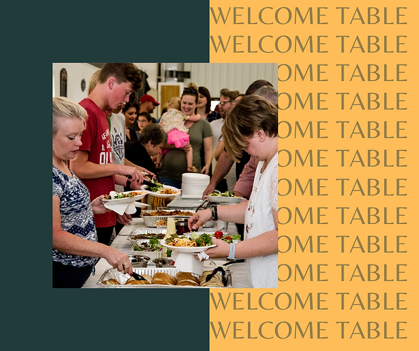 welcome table welcome table welcome tabl