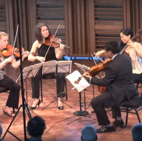 Beethoven String Quartet in A major, Op. 18 No. 5, 2nd mvt