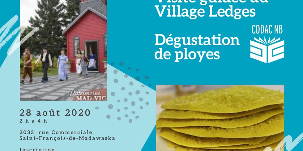 Visite guidée du Village Ledges