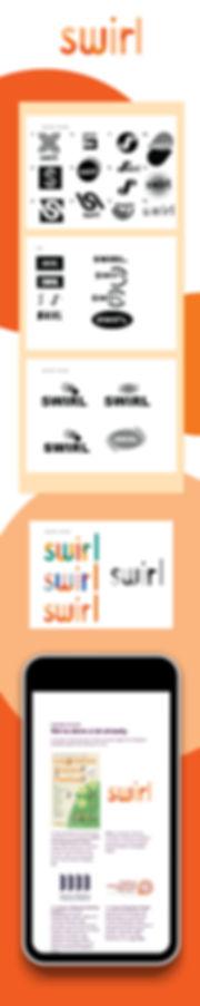 Swirl Rebranding